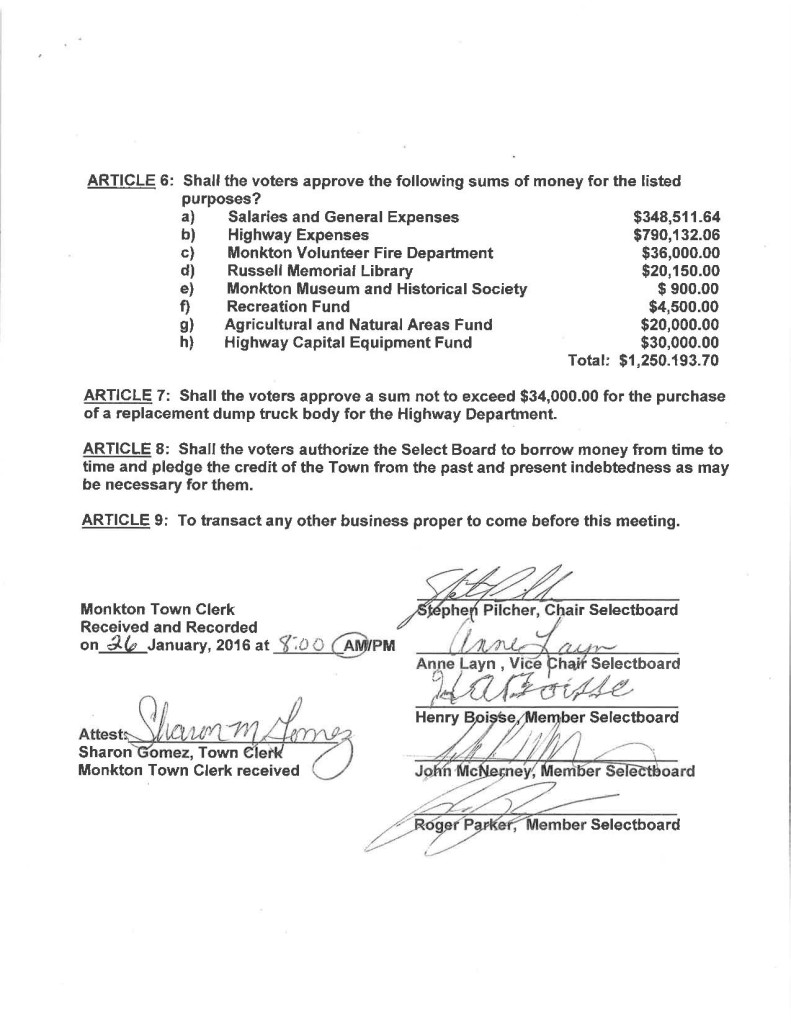 ANNUAL TOWN MEETING WARNING February 27, 2016-page-002 (1)