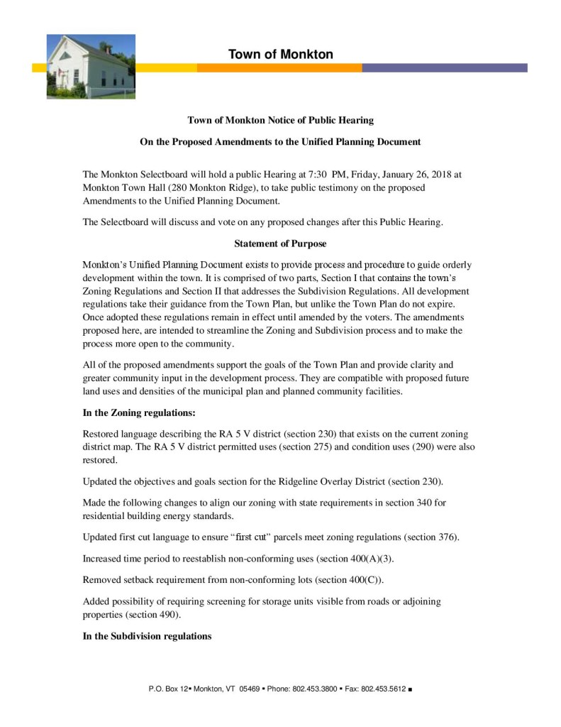 UPD Selectboard Warning and Statement of Purpose 01-26-2018 -page-001